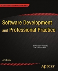 Software Development and Professional Practice Free Ebook