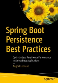 Spring Boot Persistence Best Practices