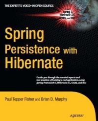 Spring Persistence with Hibernate