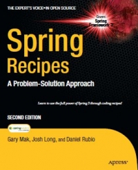 Spring Recipes, 2nd Edition
