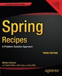 Spring Recipes, 3rd Edition