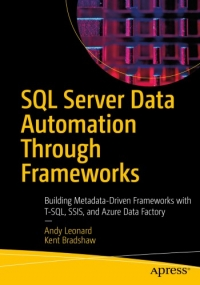 SQL Server Data Automation Through Frameworks
