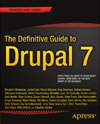 The Definitive Guide to Drupal 7 Free Ebook