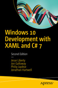 Windows 10 Development with XAML and C# 7, 2nd Edition