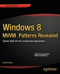 Windows 8 MVVM Patterns Revealed Free Ebook