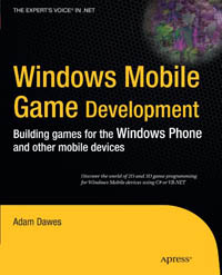 Windows Mobile Game Development Free Ebook