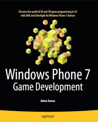 Windows Phone 7 Game Development Free Ebook