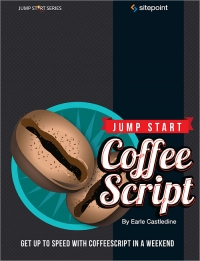 Jump Start CoffeeScript Free Ebook