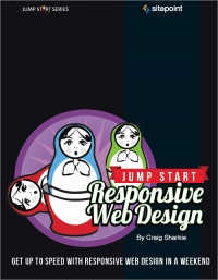 Jump Start Responsive Web Design Free Ebook