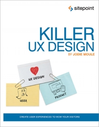 Killer UX Design Free Ebook