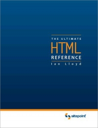 The Ultimate HTML Reference Free Ebook