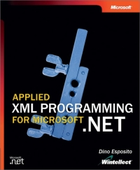 Applied XML Programming for Microsoft .NET Free Ebook