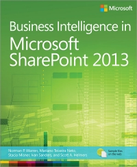 Business Intelligence in Microsoft SharePoint 2013 Free Ebook