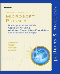 Developer's Guide to Microsoft Prism 4