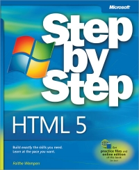 HTML5 Step by Step Free Ebook