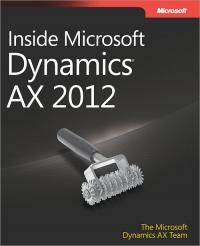 Inside Microsoft Dynamics AX 2012 Free Ebook