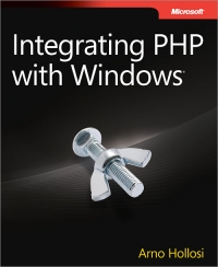 Integrating PHP with Windows