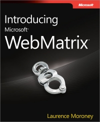 Introducing Microsoft WebMatrix Free Ebook