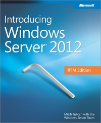 Introducing Windows Server 2012 RTM Edition Free Ebook
