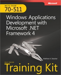 MCTS Self-Paced Training Kit (Exam 70-511) Free Ebook