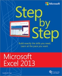 Microsoft Excel 2013 Step by Step Free Ebook