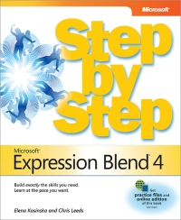 Microsoft Expression Blend 4 Step by Step Free Ebook