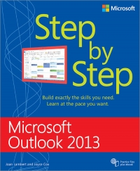 Microsoft Outlook 2013 Step by Step Free Ebook