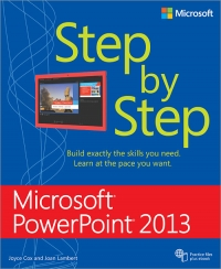Microsoft PowerPoint 2013 Step by Step Free Ebook