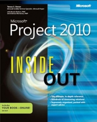 Microsoft Project 2010 Inside Out Free Ebook