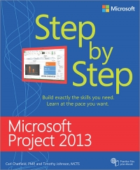 Microsoft Project 2013 Step by Step Free Ebook