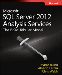 Microsoft SQL Server 2012 Analysis Services Free Ebook