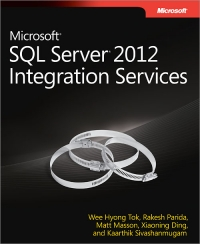 Microsoft SQL Server 2012 Integration Services Free Ebook