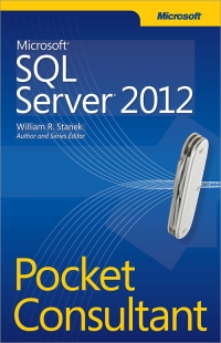 Microsoft SQL Server 2012 Pocket Consultant Free Ebook
