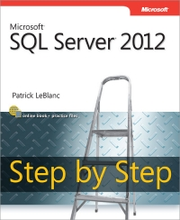 Microsoft SQL Server 2012 Step by Step Free Ebook