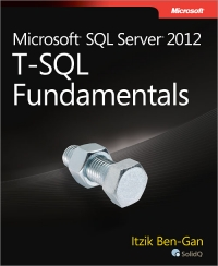 Microsoft SQL Server 2012 T-SQL Fundamentals Free Ebook