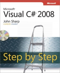 Microsoft Visual C# 2008 Step by Step Free Ebook