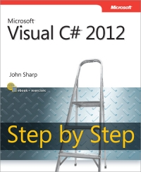Microsoft Visual C# 2012 Step by Step Free Ebook