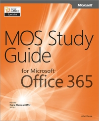 MOS Study Guide for Microsoft Office 365 Free Ebook