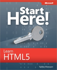 Start Here! Learn HTML5 Free Ebook