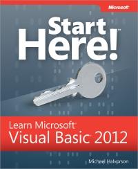 Start Here! Learn Microsoft Visual Basic 2012 Free Ebook
