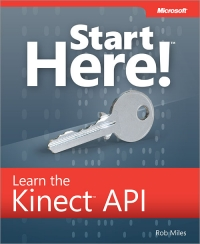 Start Here! Learn the Kinect API Free Ebook