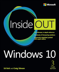 Windows 10 Inside Out, 3rd Edition
