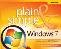 Windows 7 Plain & Simple Free Ebook