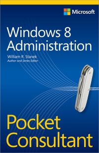 Windows 8 Administration Pocket Consultant Free Ebook