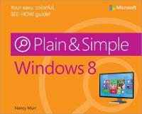 Windows 8 Plain & Simple Free Ebook