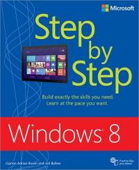 Windows 8 Step by Step Free Ebook