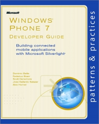 Windows Phone 7 Developer Guide Free Ebook