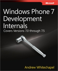 Windows Phone 7 Development Internals Free Ebook