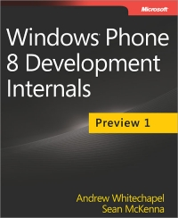 Windows Phone 8 Development Internals Free Ebook