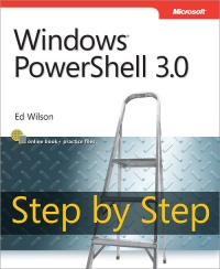 Windows PowerShell 3.0 Step by Step Free Ebook